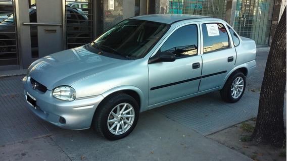 Chevrolet Corsa 4 Puertas, Con Aa, Dh Y Levantavidrios.