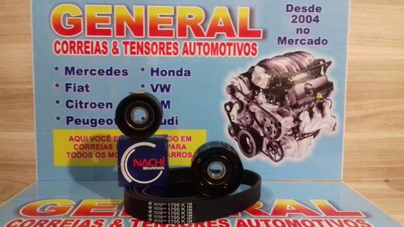 Kit Correia Alternador Acess. Renault Duster 2.0 16v