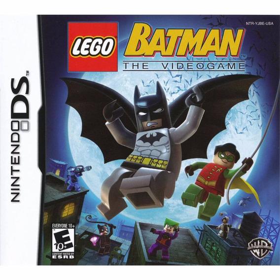 Jogo Ds Batman Lego The Video Game Novo Lacrado
