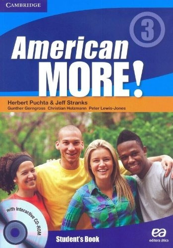 American More! Volume 3