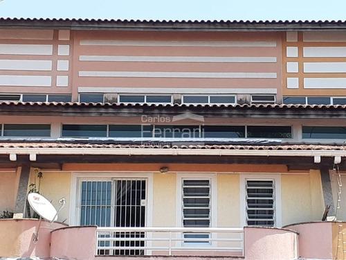 Sobrado Com 3 Dormitórios À 800 Metros Da Praia Na Vila Guilhermina - Praia Grande - Cf33870