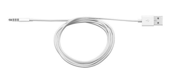 Cabo iPod Shuffle Usb Apple Mc003bz/a Branco - Vitrine