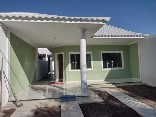Imagem 1 de 13 de Casa 2 Dormitórios Para Venda Em Araruama, Pontinha, 3 Dormitórios, 1 Suíte, 2 Banheiros, 2 Vagas - 274_2-546695