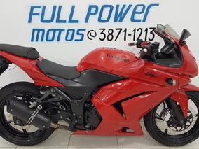 Kawasaki Ninja 250r 2009 Vermelho