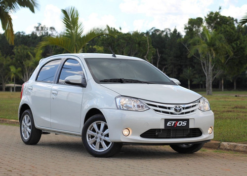 Sucata Retirar Peças Toyota Etios Hatch