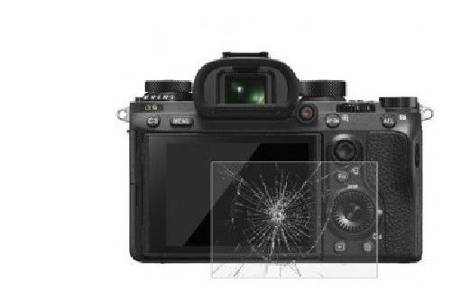 Película Vidro Protetora Lcd Display Sony A6000 A6300 A6500