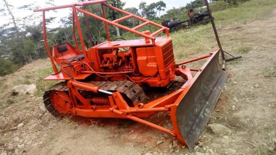 Maquinaria Agricola Tractor De Orugas Marca Same Leopardo 85