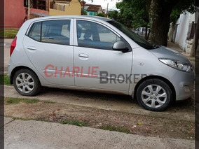 Hyundai I10 1.2 Gls Seguridad L At 2012 Charliebrokers
