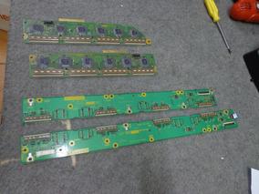 4 Placas Buffer Panasonic Th-42pv70lb