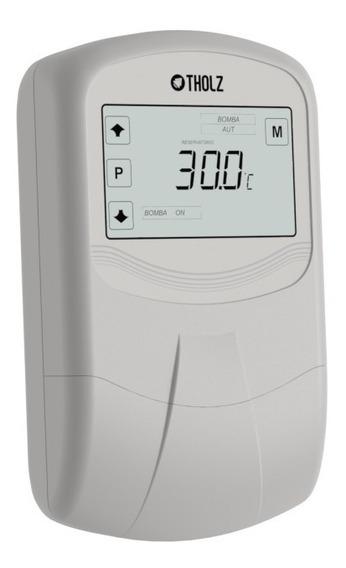 Controlador Para Aquecimento Solar / Piscina Tholz Mmz