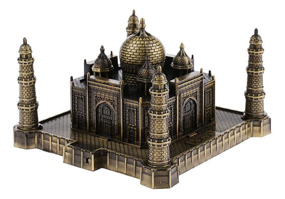 Taj Mahal Modelo Artesanato Lembrança Presentes Indiano Eti