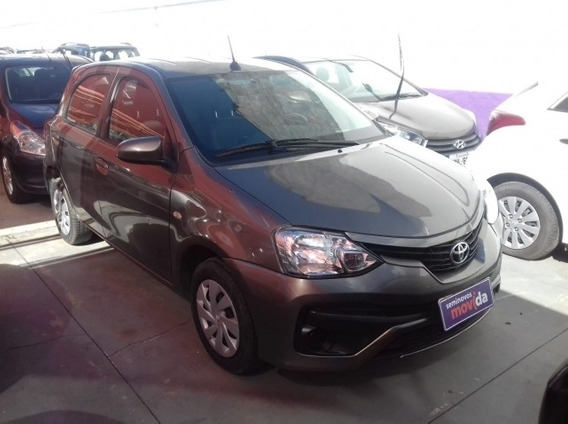 Etios 1.5 Xs 16v Flex 4p Manual 37160km