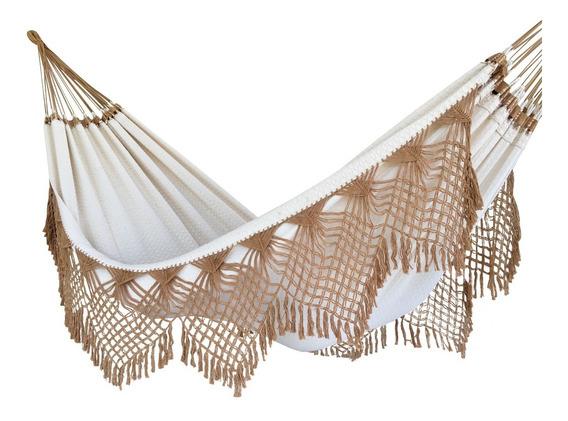 Redes Dormir Casal Reforçada Descanso Rendas Frete Gratuito