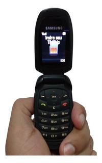 Celular-samsung-modelo-sgh-c-276-carregador-bateria Original