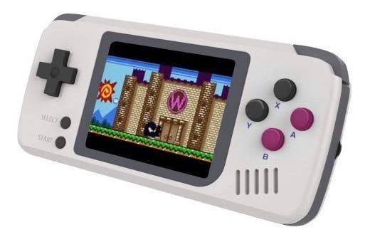 Bittboy Pocket Go Multiplataformas Neo Geo Ps1 Entre Outros!