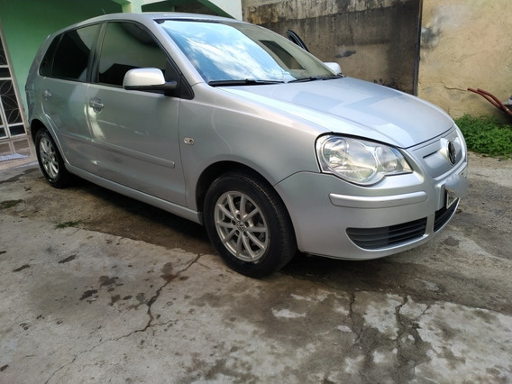 Volkswagen Polo 1.6 Bluemotion Total Flex 5p 2009