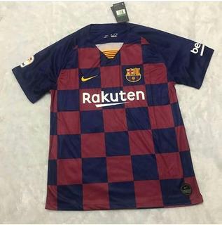 Camisa Barcelona Oficial 2020 Original Pronto Entrega