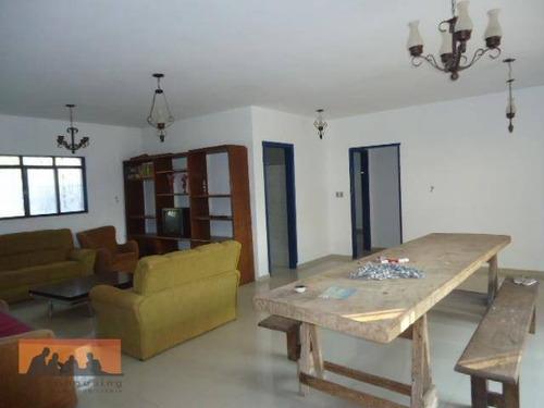 Chácara Com 4 Dormitórios À Venda, 1500 M² Por R$ 690.000,00 - Village Campinas - Campinas/sp - Ch0014