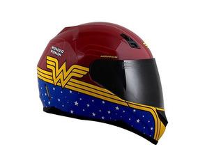 Capacete Norisk Ff391 Wonder Woman