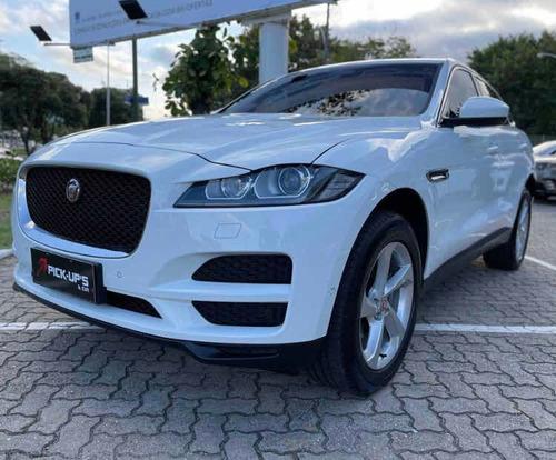 Imagem 1 de 5 de Jaguar F-pace 2020 2.0 Prestige 5p Gasolina