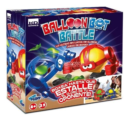Balloon Bot Battle Globos Boxeadores Juego De Mesa Nextpoint
