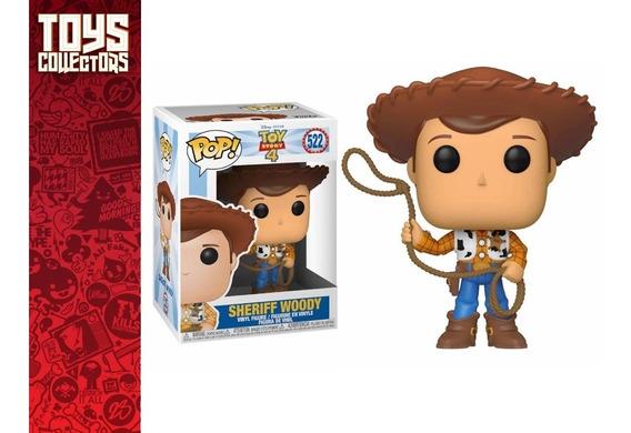 Funko Pop - Woody 522 Toy Story 4