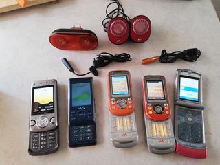 Celulares Retro Sony Ericcson Motorola