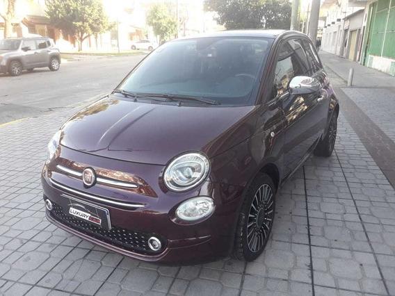 Fiat 500 2018 1.4 Lounge 105cv Serie4