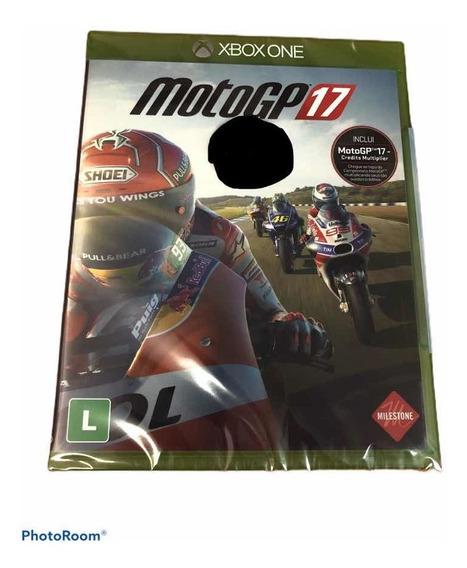 Moto Gp 17 Xbox One Mídia Física Lacrado