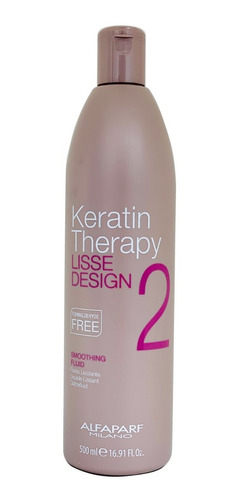 Keratina Lisse Therapy Alfaparf 500 - mL a $498
