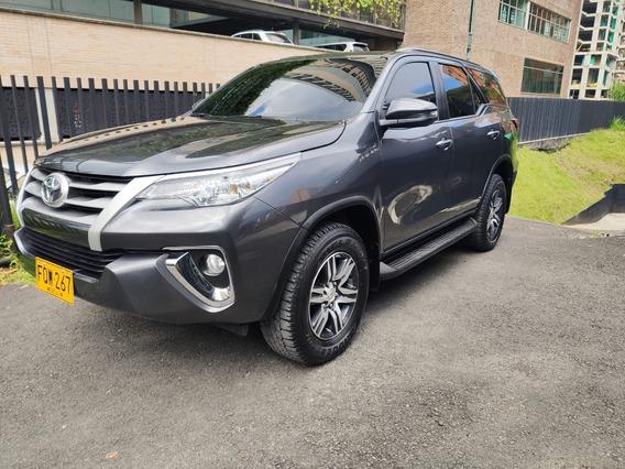 Toyota Fortuner At 2.400cc 4x2 Diesel 2019 !