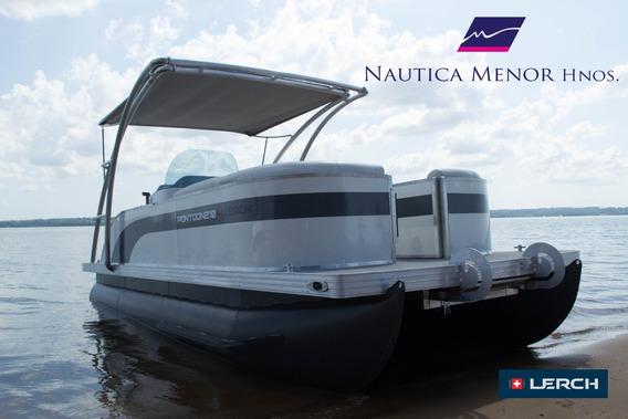 Catamaran Lerch Pontoon 210 Yamaha F115 4t 0hs