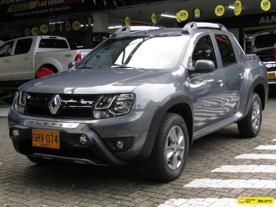 Renault Duster Oroch 2000 Cc At 4x2