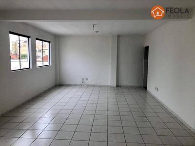 Sala Para Alugar, 61 M² Por R$ 700/mês - Nova Americana - Americana/sp - Sa0064