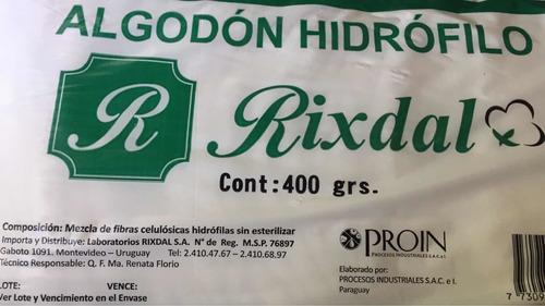 Algodón Hidrófilo, Rollo De 1 Kg, Ideal Para Depiladoras