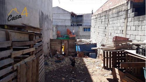 Terreno Baratíssimo À Venda, 125 M² Por R$ 143.000,00 - Lavras - Guarulhos/sp - Te0008