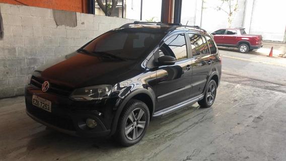 Volkswagen Space Cross 1.6 Total Flex I-motion 5p 2012