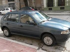 Volkswagen Gol 1.9 Sd Dh Año 2000
