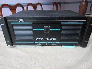 Peavey Pv-1.3k Power Amp 2000 Watts! %100 U.s.a !!
