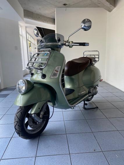 Moto Vespa Gtv 300ia 2012