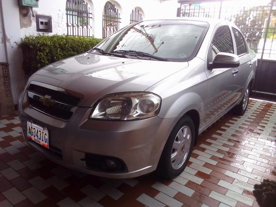 Chevrolet Aveo Lt 2013 Automático