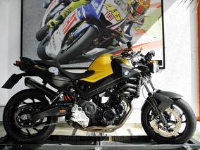 Bmw F800r Abs 2011 Amarela