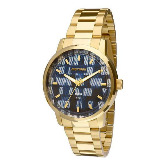Relógio Mormaii Dourado - Mo2036hu/4a