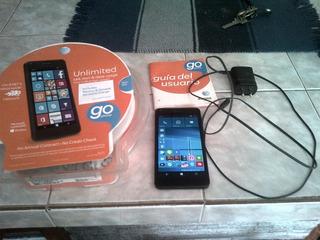 Celular Microsoft 640 Lte Usado Como Nuevo
