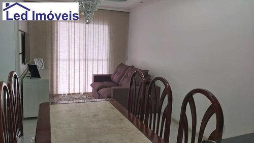 Apartamento Com 3 Dorms, Umuarama, Osasco - R$ 449 Mil, Cod: 815 - V815