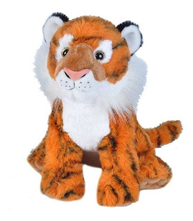 Tigre Siberiano De Peluche Wild Republic Cuddlekins