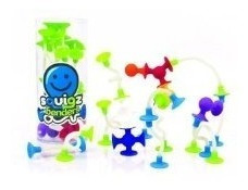 Fat Cerebro Toy Co. Fbt098 Squigz Benders
