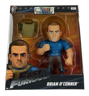 Muñeco Figura Metals Rápido Y Furioso Brian O Conner Orig!!