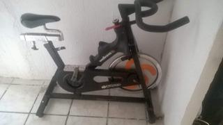 Bike Spinning Wellness Pro Preta