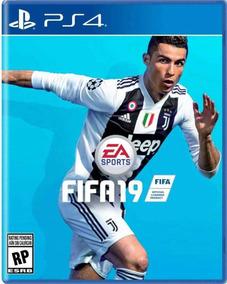 Fifa 19 Game Jogo Ps4 Mídia Física + Frete Grátis